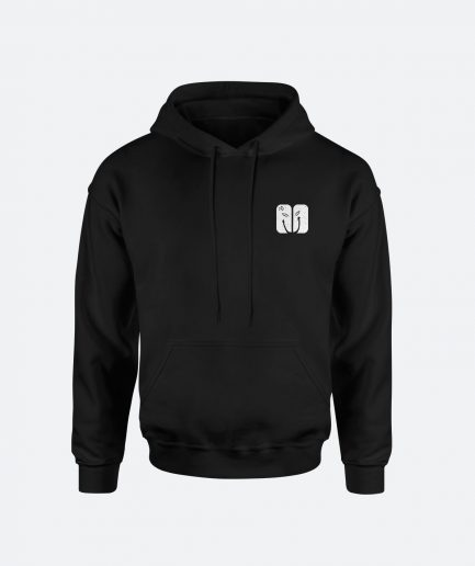 Spoontech chest Hoodie
