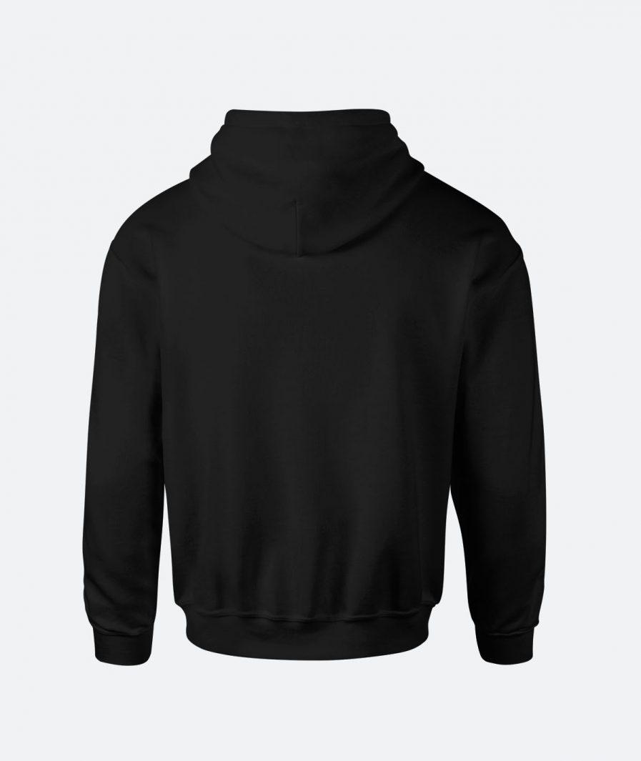 Spoontech hoodie back
